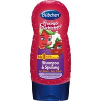 Bübchen Shampoo&Spülung 230ml Freches Früchtchen