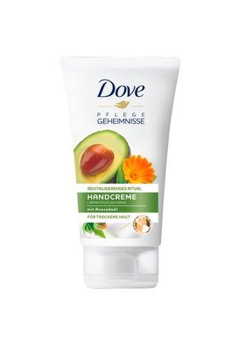 Dove Dove Hand Cream Revitalisierende rituelle Tube von 75 ml