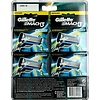 Gillette Gillette Mach 3 16 Klingen (4x4 Klingen)