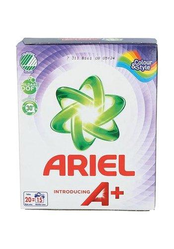 ARIEL Ariel waspoeder 675 g geconcentreerd voor kleur en stijl 15 wasbeurten