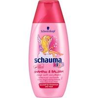 Schauma Kids Shampoo & Balsam 250ml Mädchen