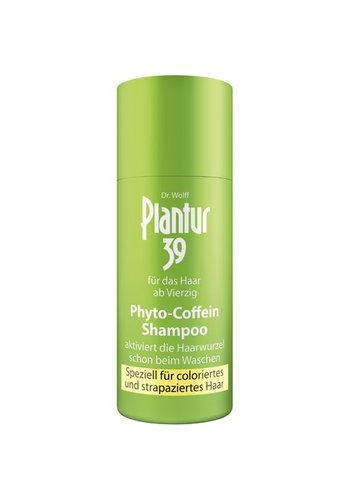 Plantur Plantur 39 shampooing 75ml cheveux colorés caféine