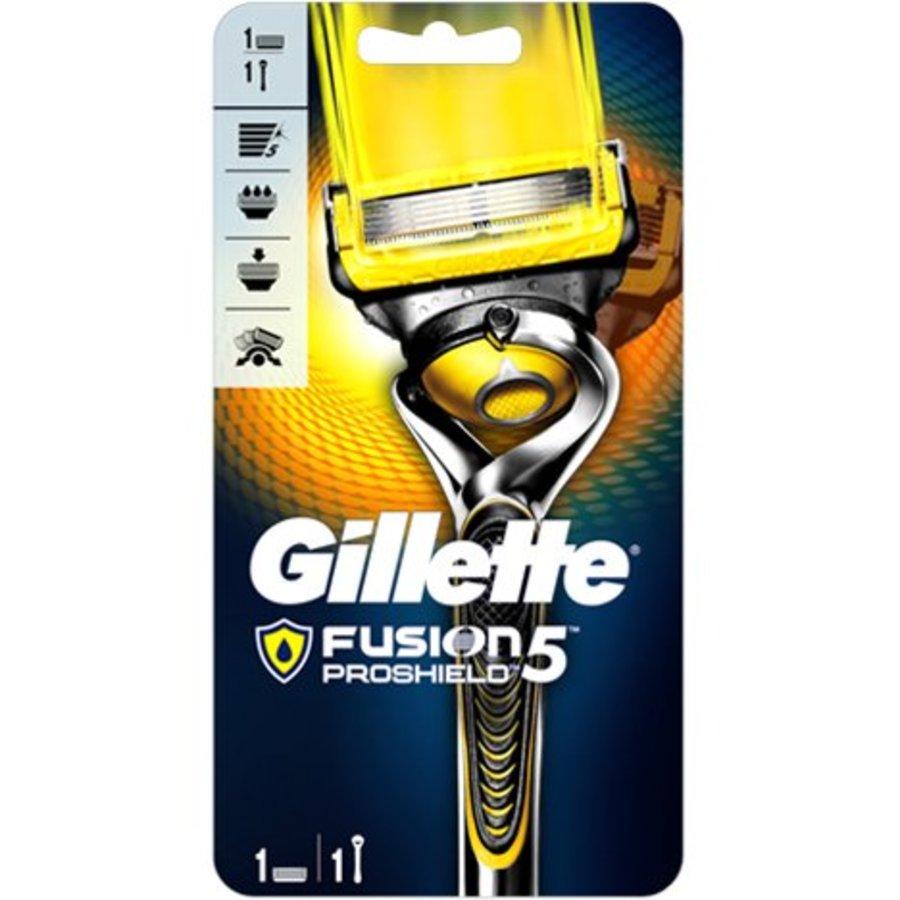 Gillette Proshield Hautschutz Rasierapparat