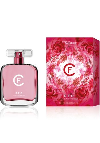 CF Parfum CF RED 100 ml dames