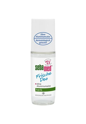 Sebamed Deo Roll-On - Baume Aux Herbes - 50 ml