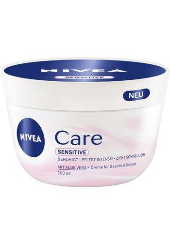 Nivea Care Creme Sensitive 200ml