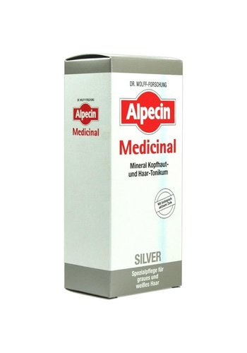 Alpecin Haartonic - Argent frais - 200 ml