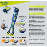 Wilkinson Hydro5 Groomer Rasierer mit 3 Klingen
