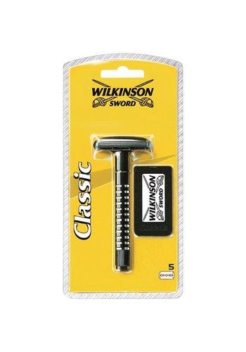 Wilkinson Scheerapparaat - Classic + 5 mesjes