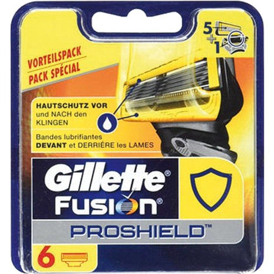 Gillette ProShield Hautschutz 6er Klingen