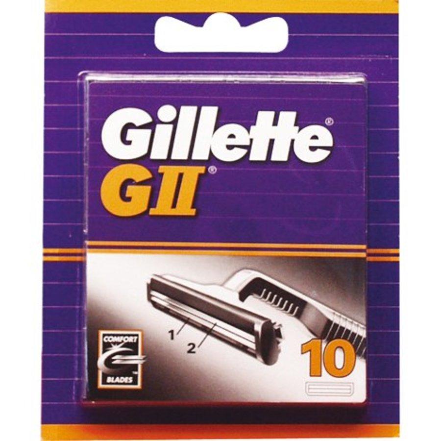 Gillette G II 10 Stück