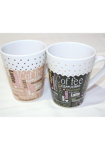Neckermann Koffiemok Coffee-Design 250ml
