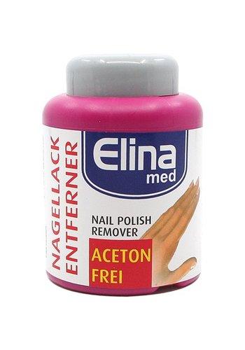 Elina Nagellak remover Elina Express 75ml met spons