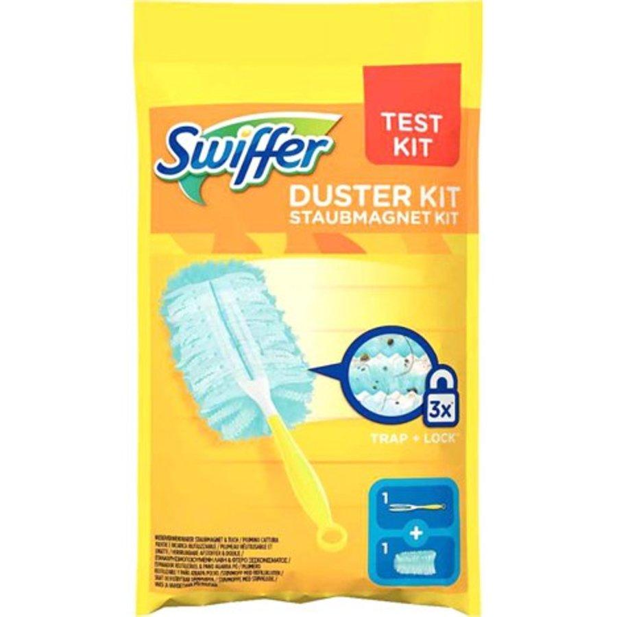 Swiffer Staubmagnet Starterkit (Griff + 1 Tuch)