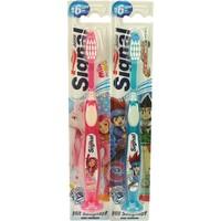 Zahnbürste Junior 7-9 Jahre mit Saugnapf