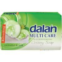 Seife DALAN 75 g Multi Care Gurke und Milch