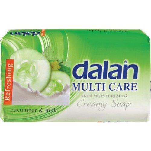 Dalan Savon DALAN 75 g Concombre et lait Multi Care