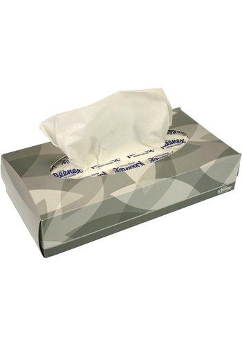 Kleenex Lingettes pour le visage 2 étaient 100 Kleenex