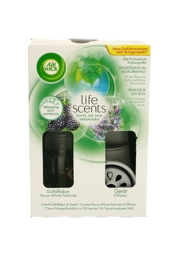 Airwick Airwick Electric Lufterfrischer 8ml Life Scent