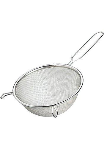 Neckermann Küchensieb - Metall - 35x21cm