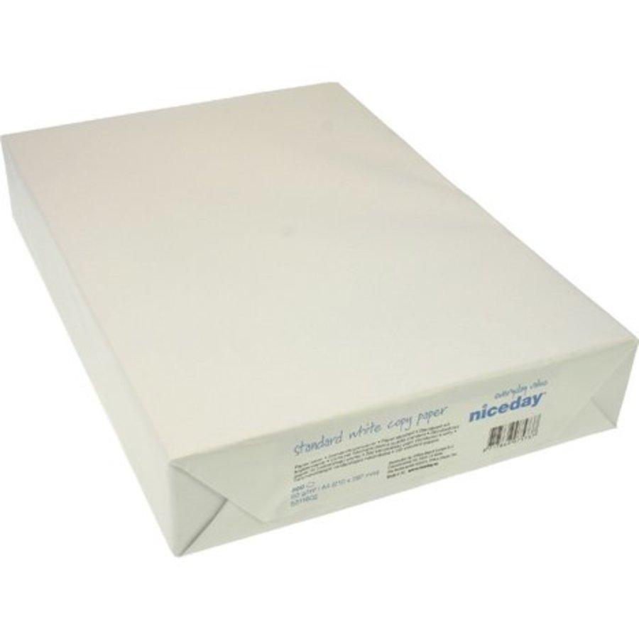 Kopierpapier White Woodfree A4 80 gr DIN A4 Packung à 500 Blatt
