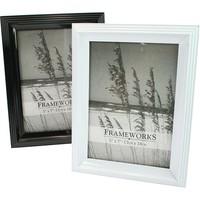 Fotorahmen Black & White für Bildgröße 13x18cm