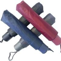 Opvouwbare zakparaplu 100cm in diversen kleuren