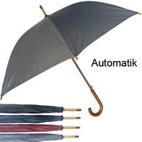 Paraplu 110cm stok automatisch in 4 kleuren