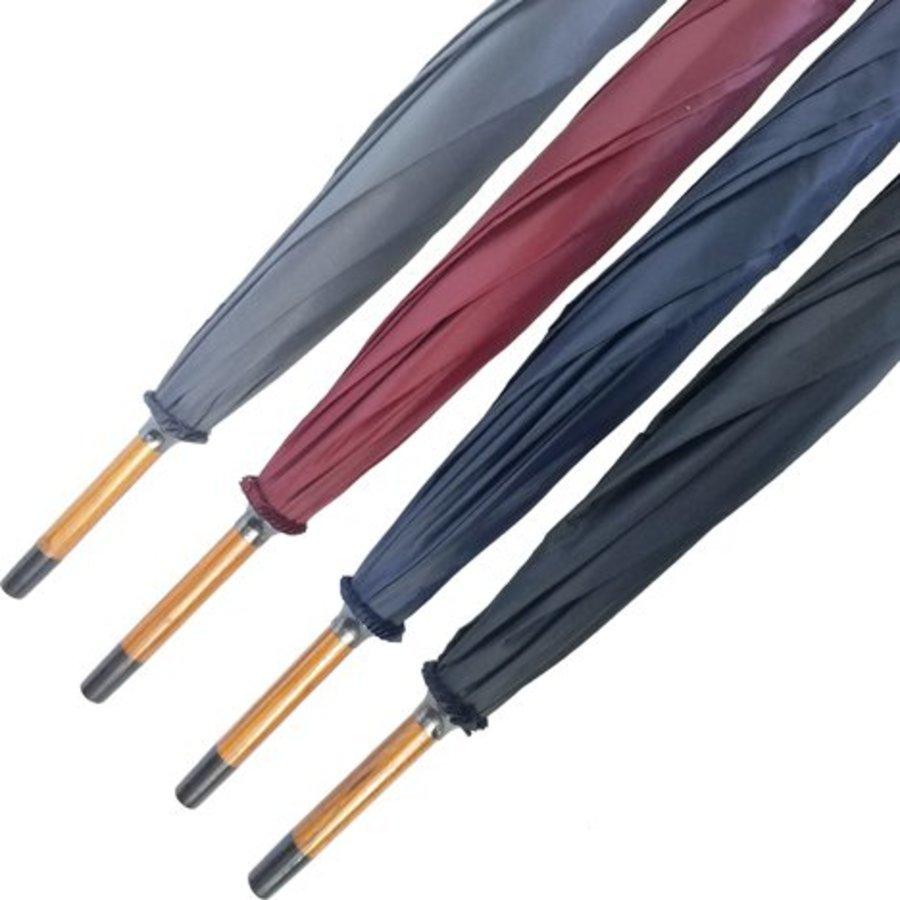 Regenschirm 110cm Stick automatisch in 4 Farben