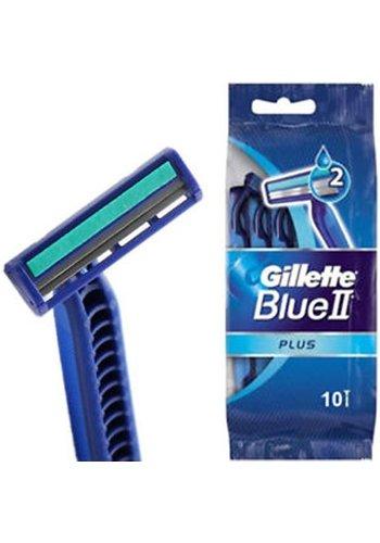 Gillette Gillette Blue 2 10 Stuks