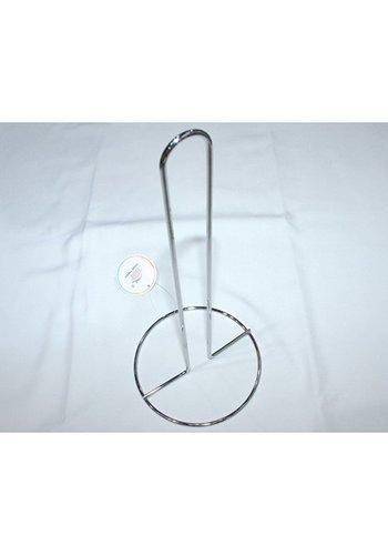 Neckermann Küchenrollenhalter - verchromt - 30x14cm