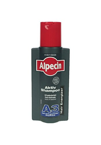 Alpecin Shampooing - Anti pellicules - A3 - 250 ml