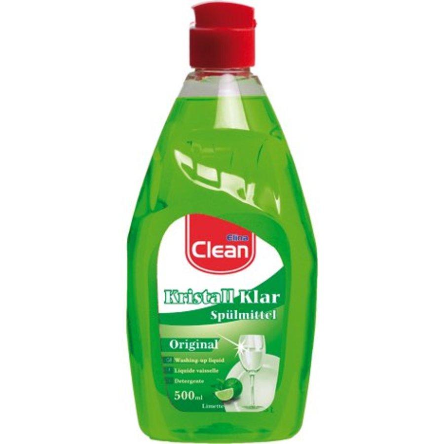 Spülmittel 500ml CLEAN original Limette