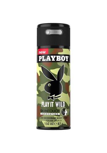 Playboy Playboy Deospray 150ml Spiel es Wild