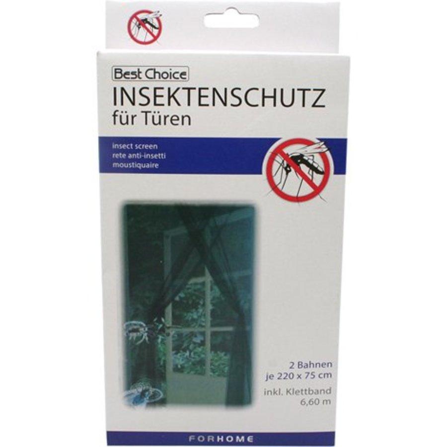 Anti Fly für Tür 2 Jobs a 75x220cm + Klettverschluss.