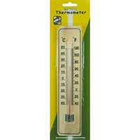 Thermometer Van Hout 22x5x0,5cm