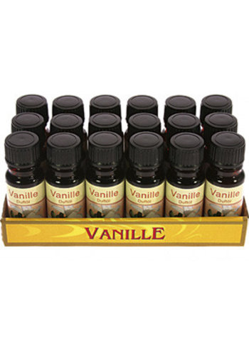 Neckermann Duftöl - Vanille - 10ml in Glasflasche