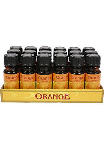 Neckermann Huile parfumée - orange - 10ml en flacon de verre