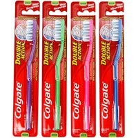 Zahnbürste COLGATE Double Action medium 18cm,