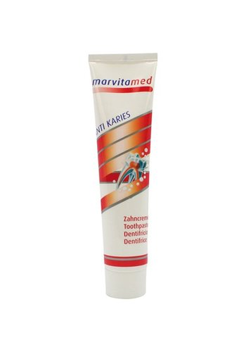 Marvita Med Dentifrice Marvita 125 ml Anti-caries