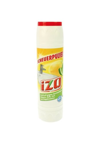 IZO Pulverförmiges Schleifmittel - Zitrone - 500g