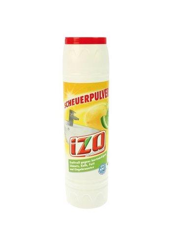 IZO Schuurmiddel in poedervorm -  citroen - 500g