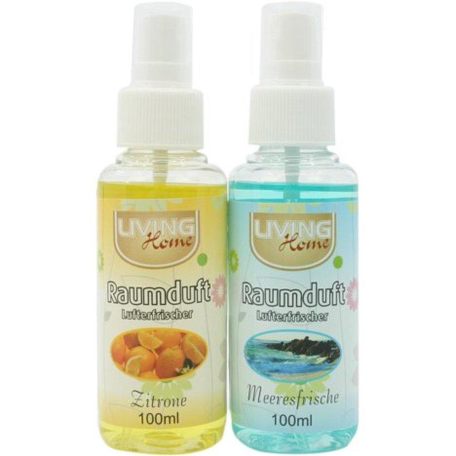 Lufterfrischer Spray 100ml div. riecht