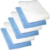 Mikrofasertücher 30x30cm 6er-Pack