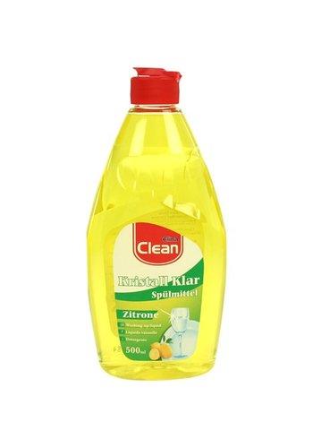 Clean Reinigingsmiddel 500 ml SCHOON citroen