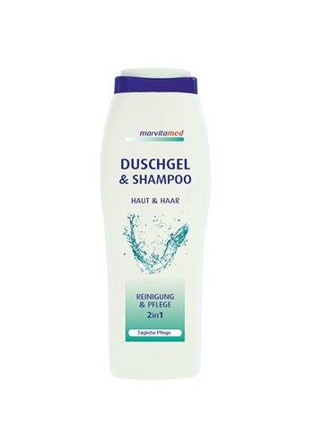 Marvita Med Douchegel & shampoo - 2in1 - 250 ml
