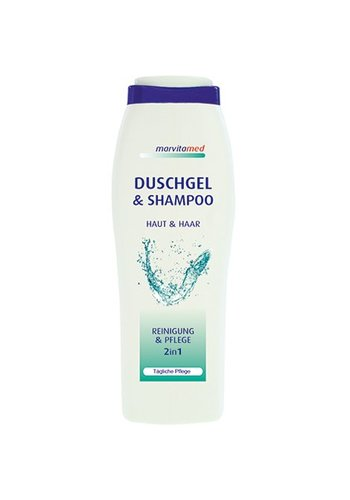 Marvita Med Marvita med douchegel & shampoo 250ml