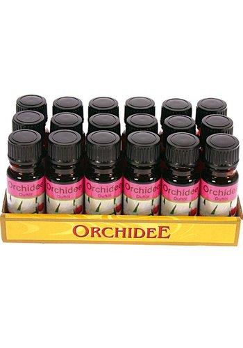 Neckermann Huile parfumée Orchid 10ml en flacon de verre