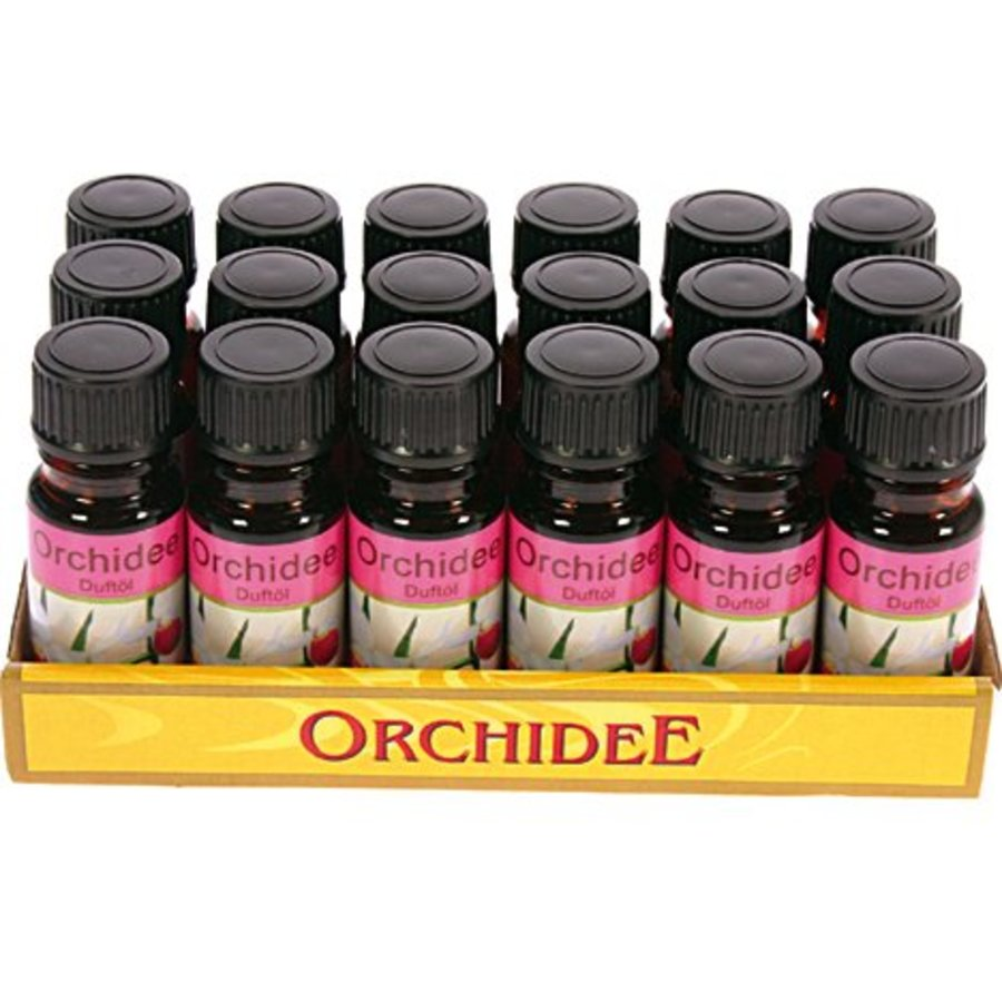 Duftöl Orchidee 10ml in Glasflasche
