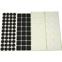 Stickers meubles anti-rayures Ass couleurs et tailles 31 pièces